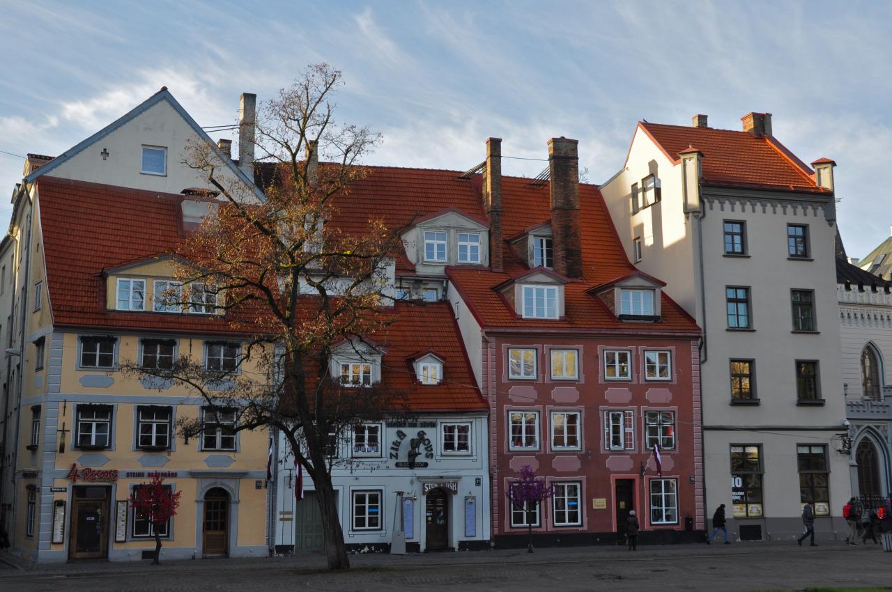 Go. Riga. Latvia.
