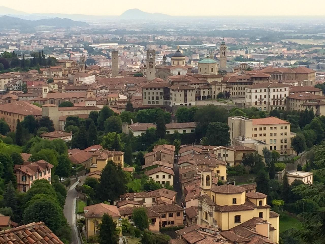 Go. Bergamo, Italy