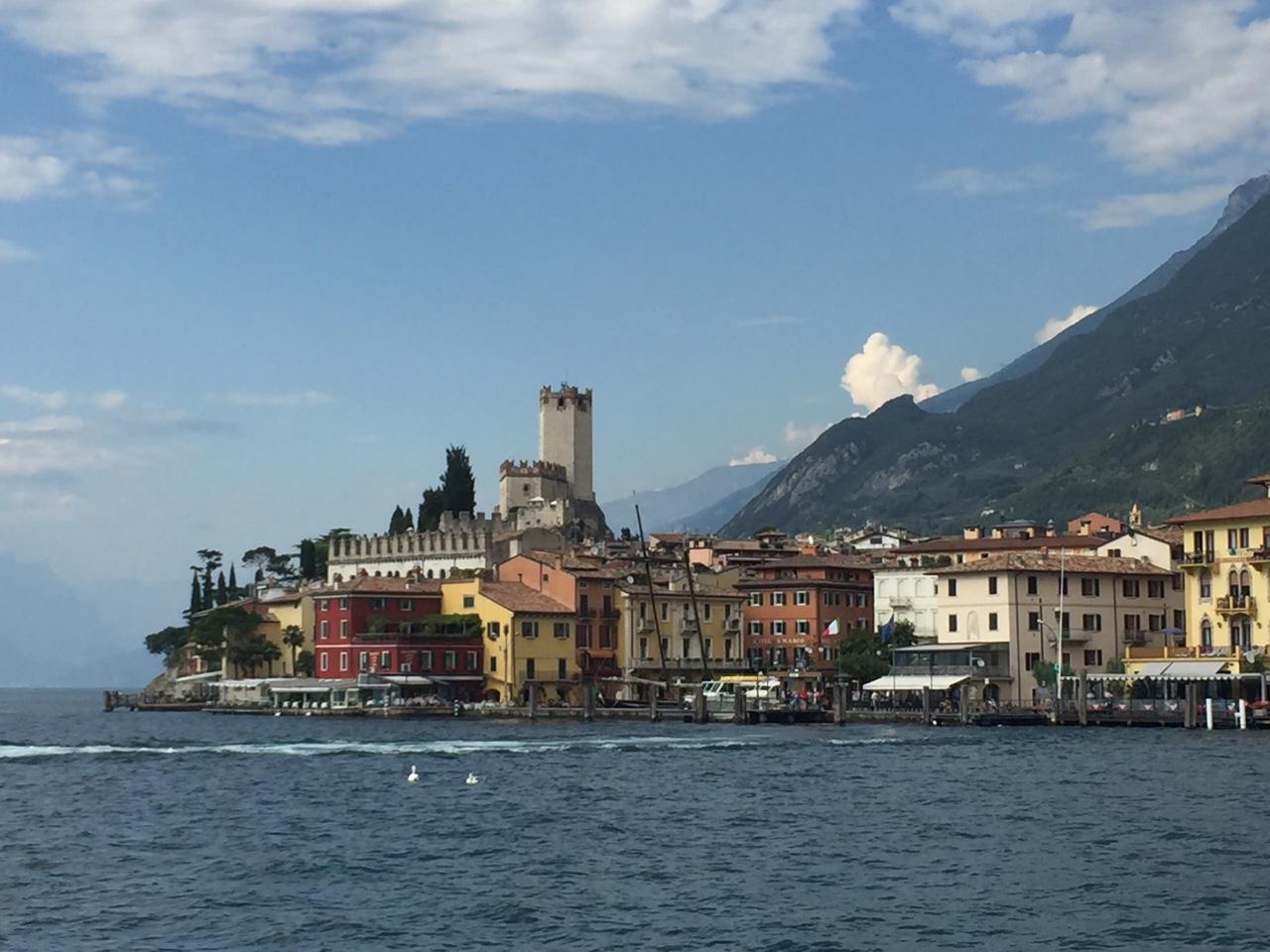 Go. Malcesine, Lake Garda,Italy