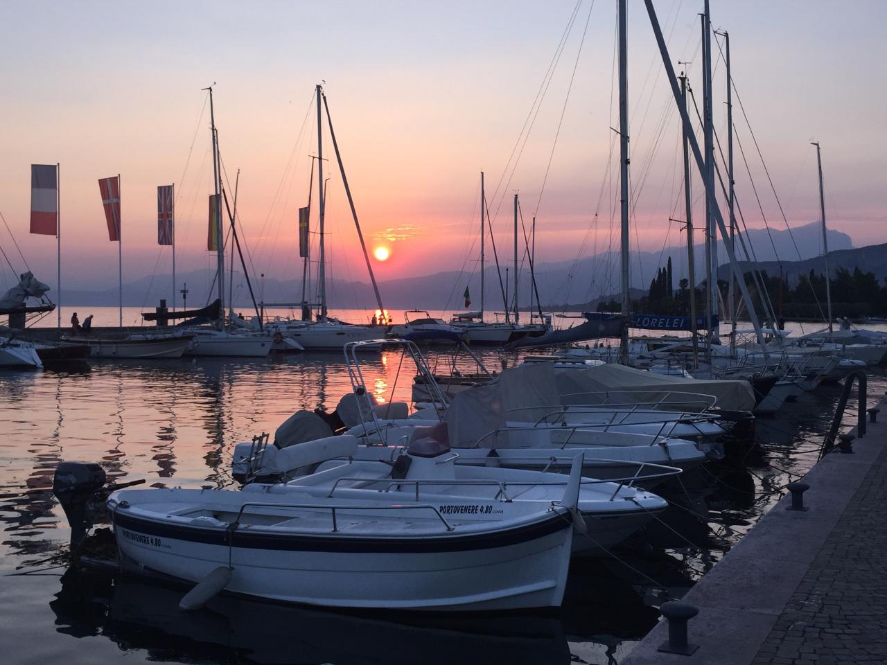 Go. Bardolino (Lake Garda).Italy.