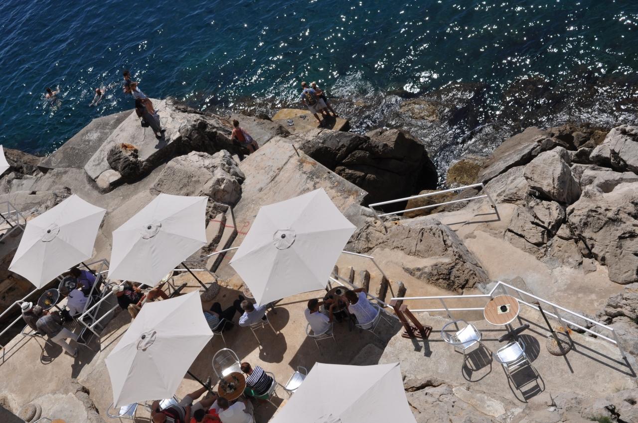 Drink. Dubrovnik. Croatia.