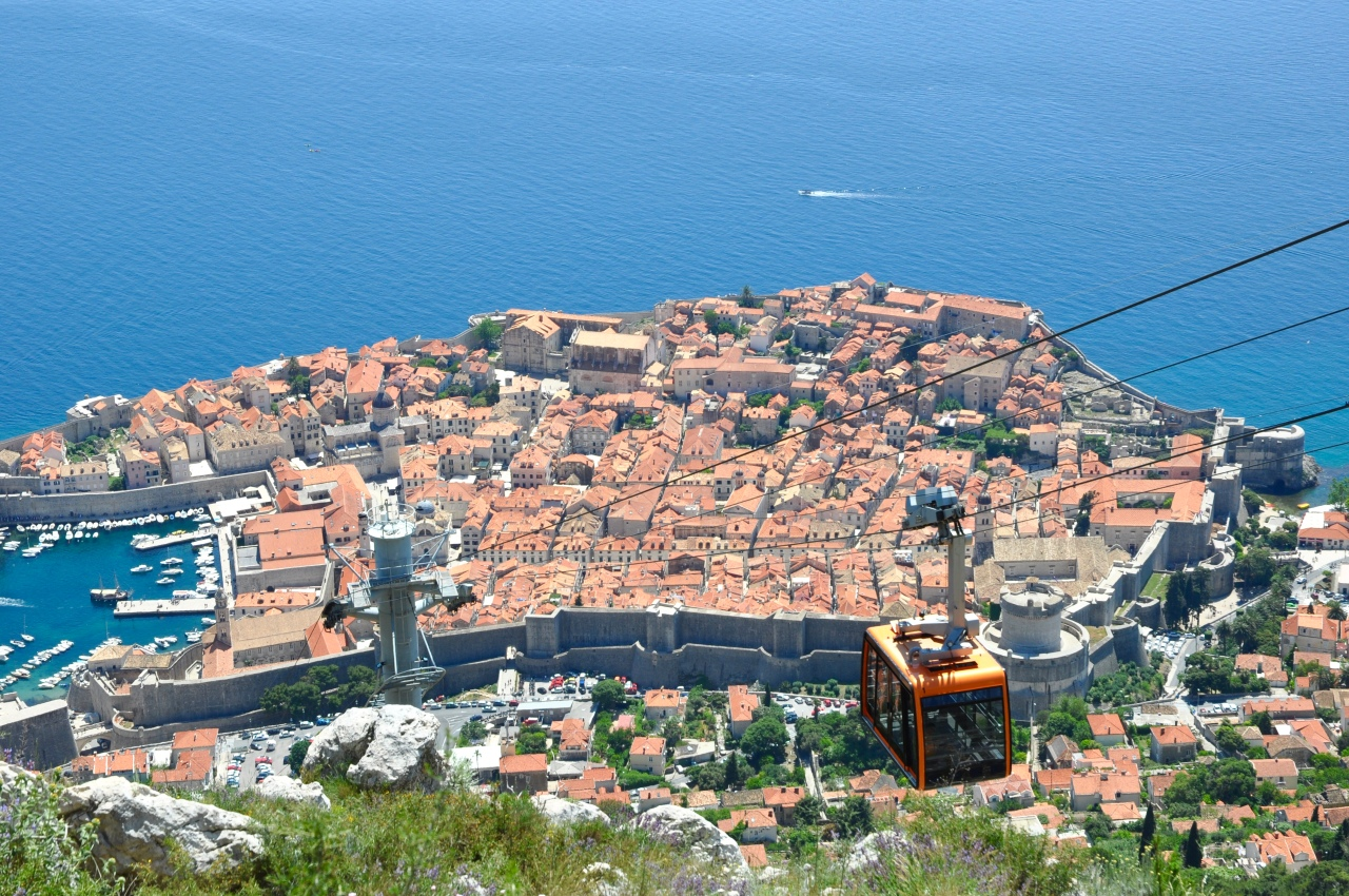 Go. Dubrovnik. Croatia.