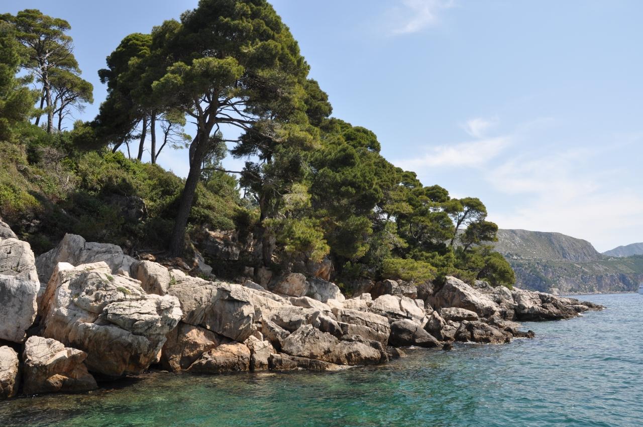 Chill. Dubrovnik. Croatia.