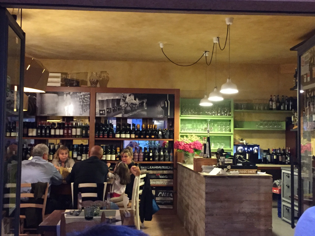 Eat. Malcesine. Italy.