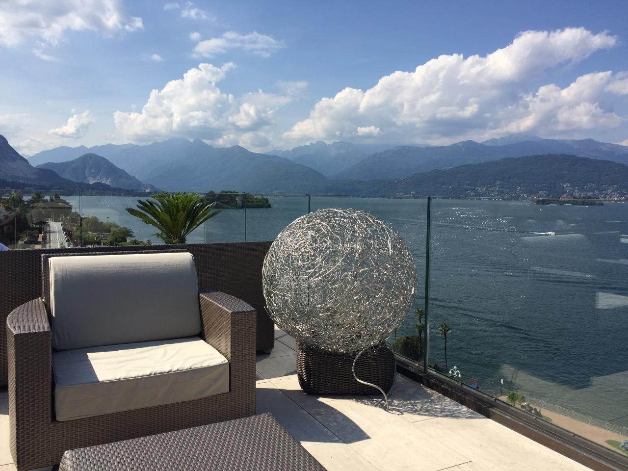 Drink. Stresa, Lake Maggiore,Italy