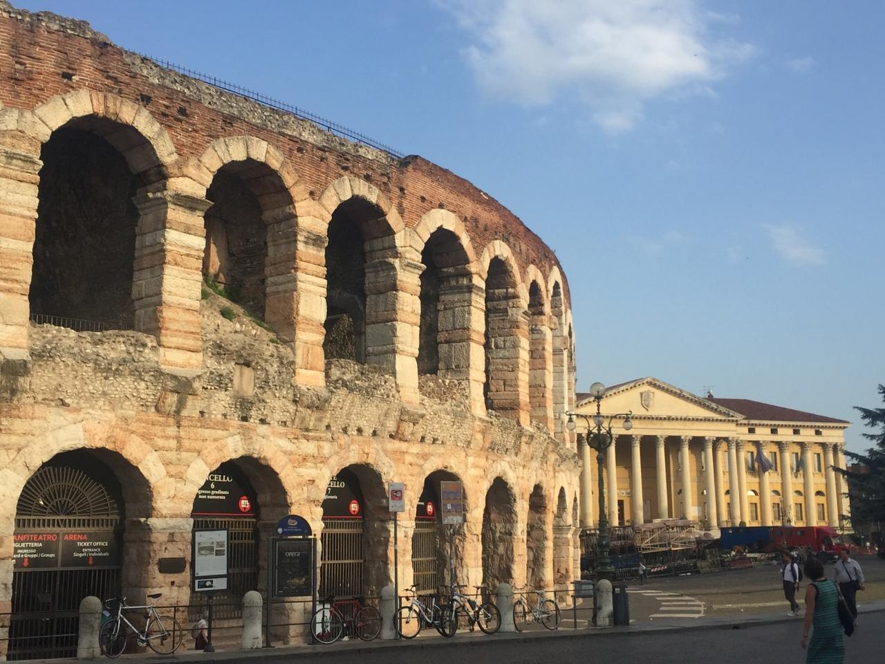 Go. Verona. Italy.