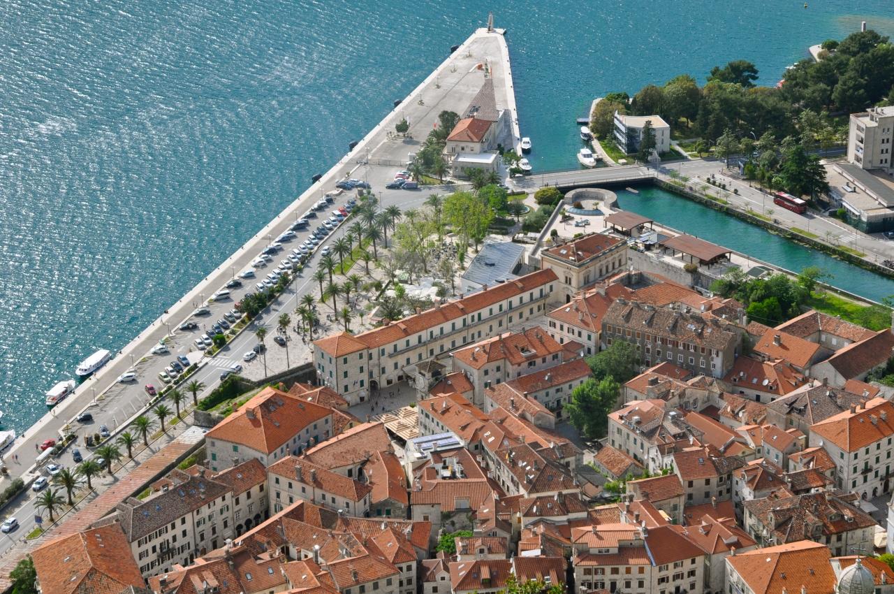 Go. Kotor. Montenegro.