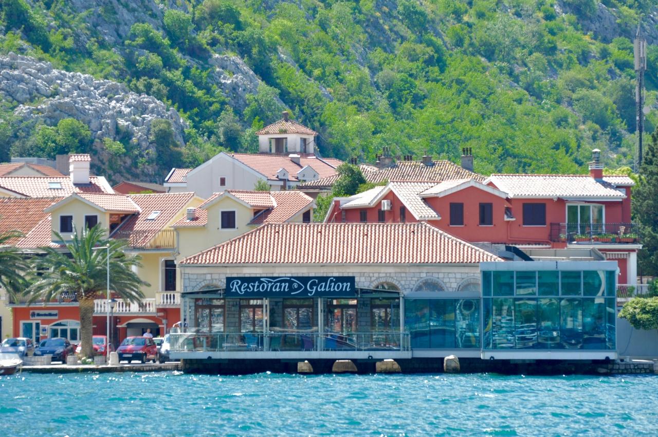 Eat. Kotor. Montenegro.